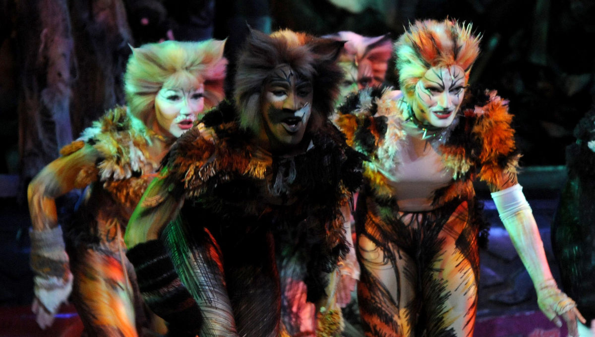The strangest musicals of all time (for people who think Cats is too normal)