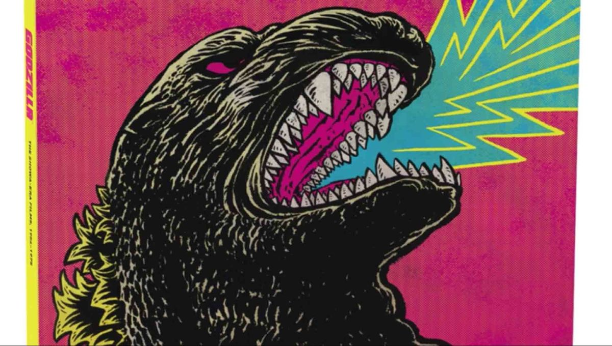 Criterion's epic Godzilla boxset and its new special features
