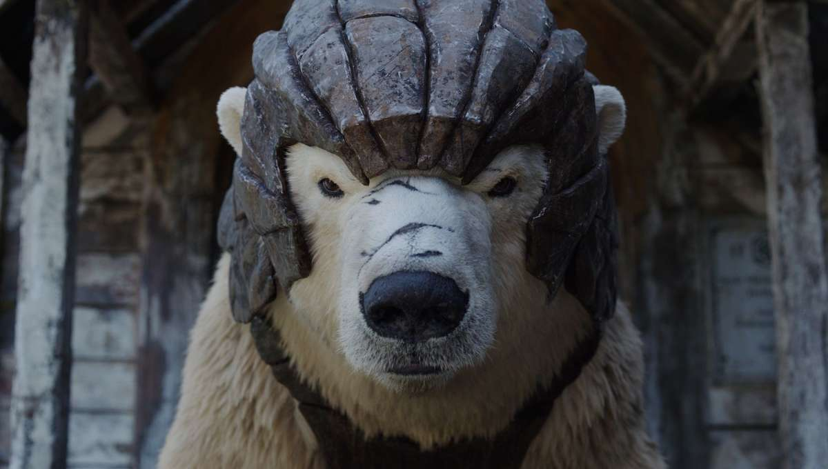 The New Trailer For The Hbo  Bbc Series His Dark Materials Debuted At Sdcc
