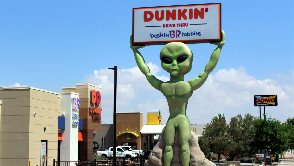 Geek Road Trip: A private tour of Roswell with a UFO expert looking
