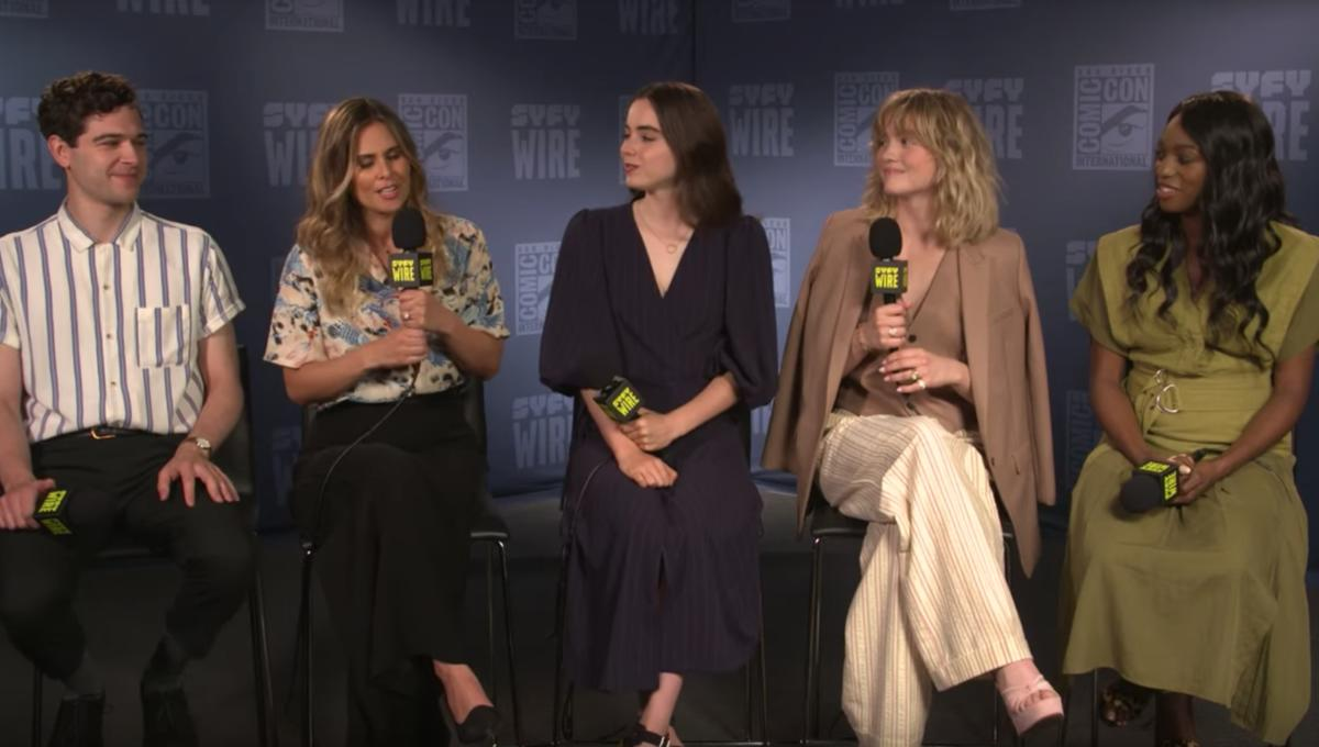 SDCC 2019: The cast of Impulse charts new directions for Season 2