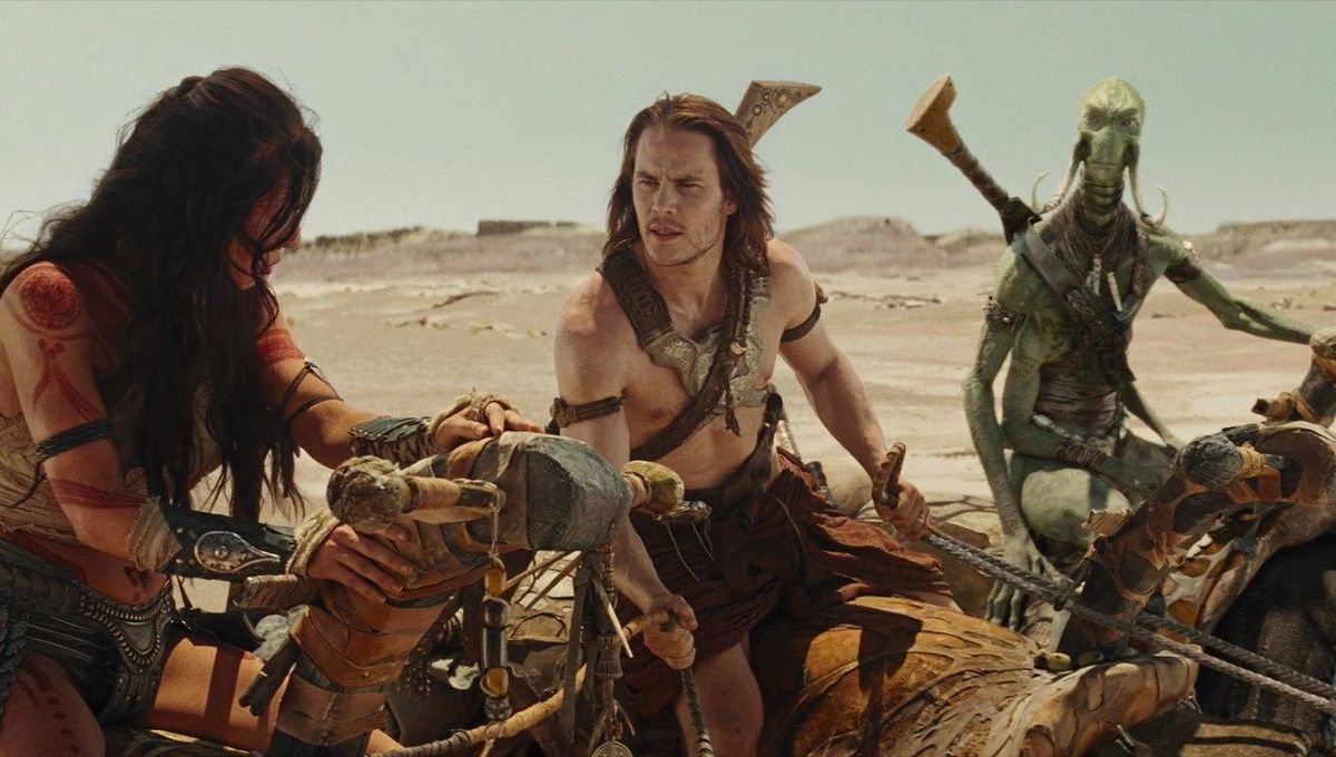 42 thoughts we had while watching John Carter