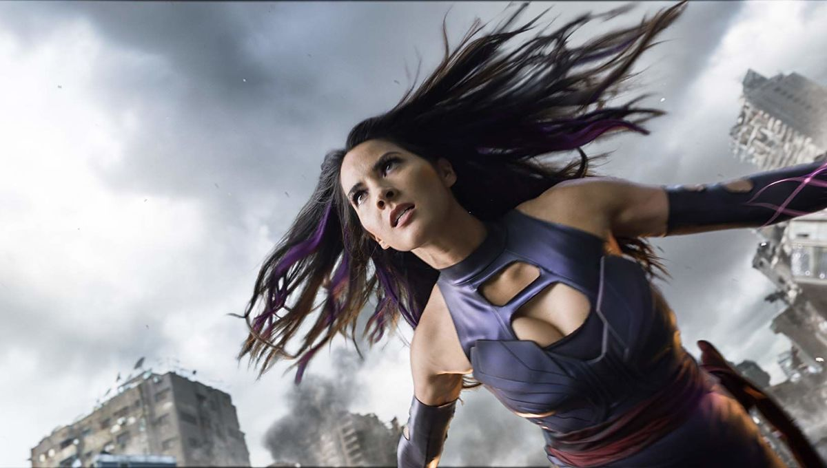 Psyshock! Olivia Munn says she had to teach X-Men: Apocalypse
