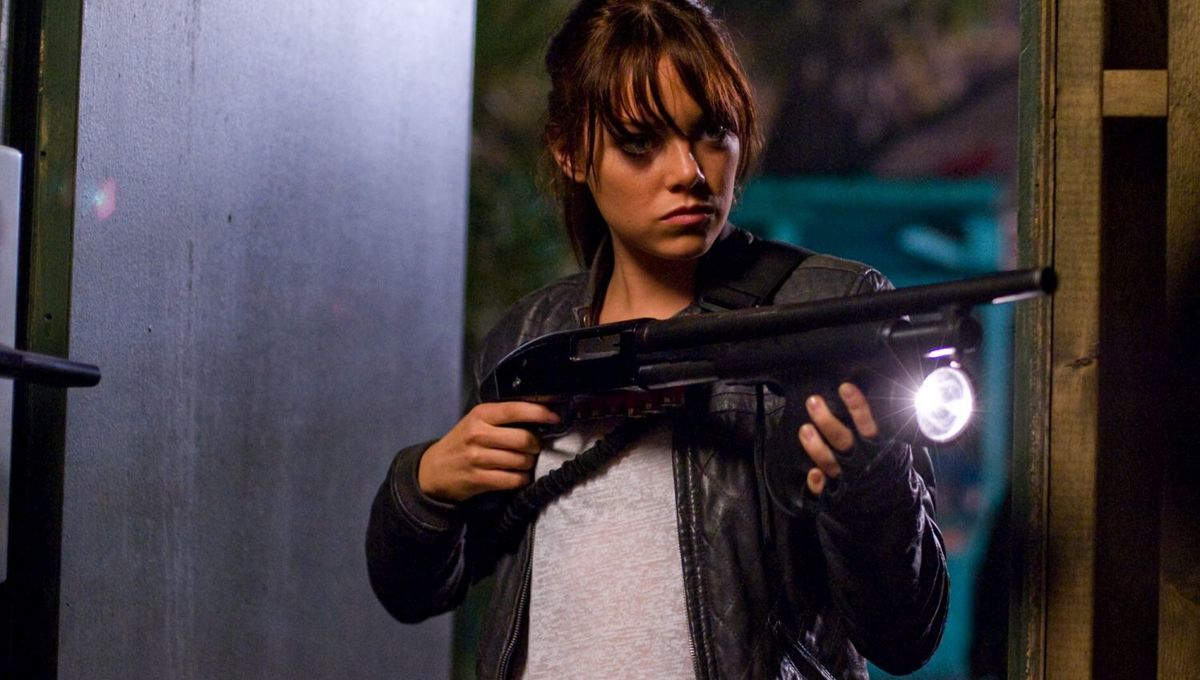 If Emma Stone has her way, Zombieland will keep getting sequels every