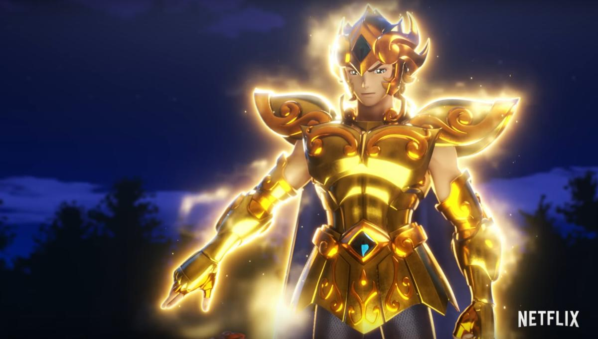 WIRE Buzz: Saint Seiya gets a trailer; Wilde/Chase heads for the big