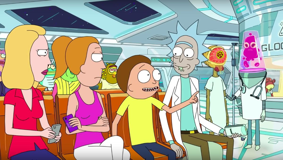 Taika Waititi And Sam Neill Will Appear In Season 4 Of Rick And Morty
