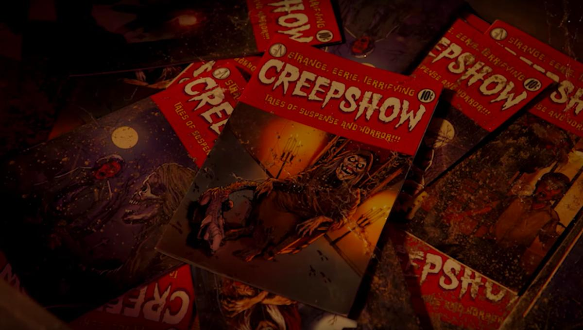 SDCC: Creepshow scares up chilling new footage; unearths September