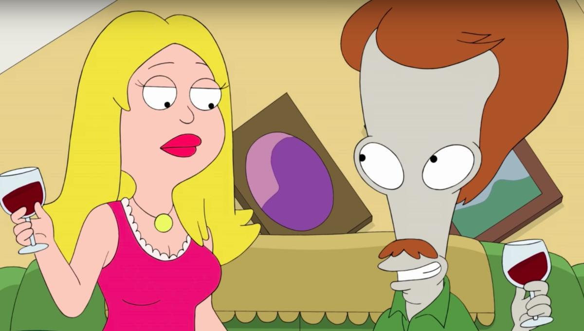 SDCC: Forget Area 51, American Dad! is releasing a mobile game where