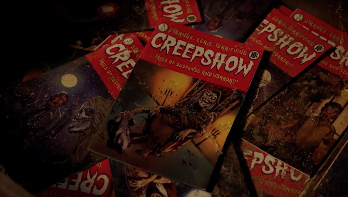 "NYCC 2019: Shudder gives ""The Finger"" to second episode of Creepshow"