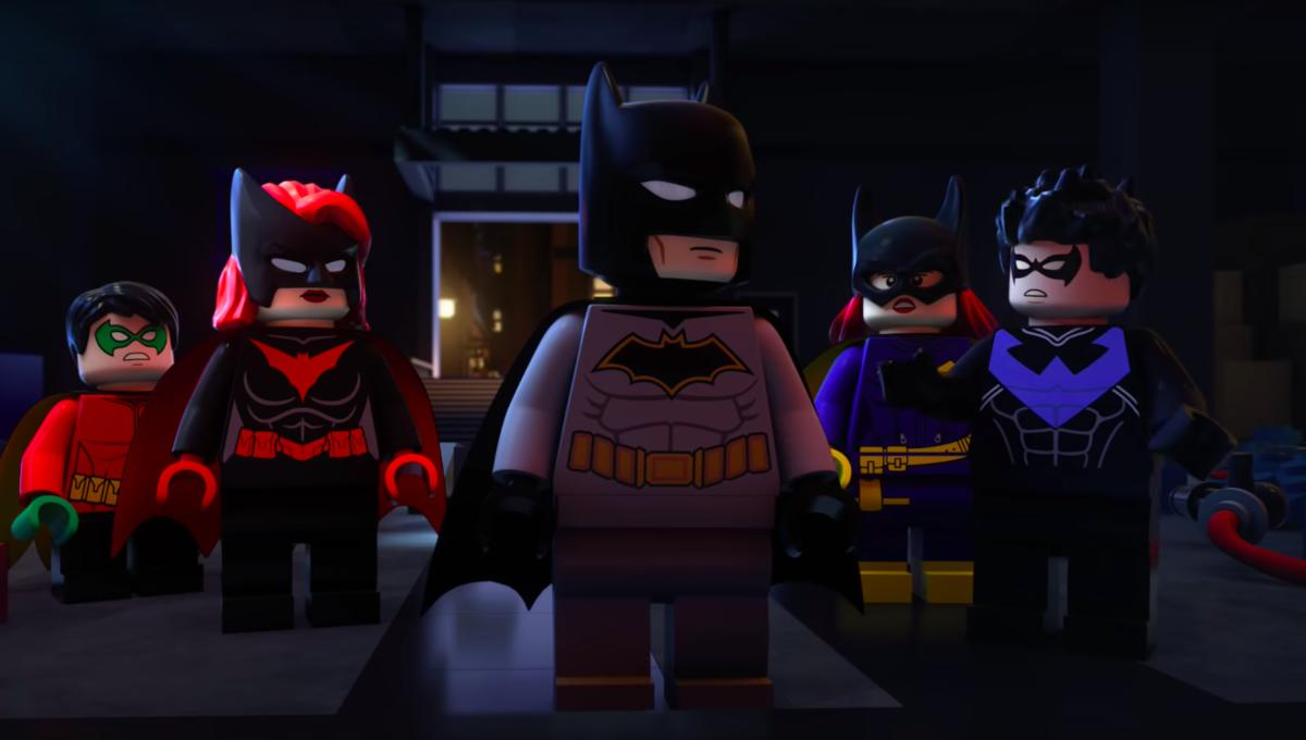 SDCC 2019: World premiere of LEGO DC: Batman: Family Matters
