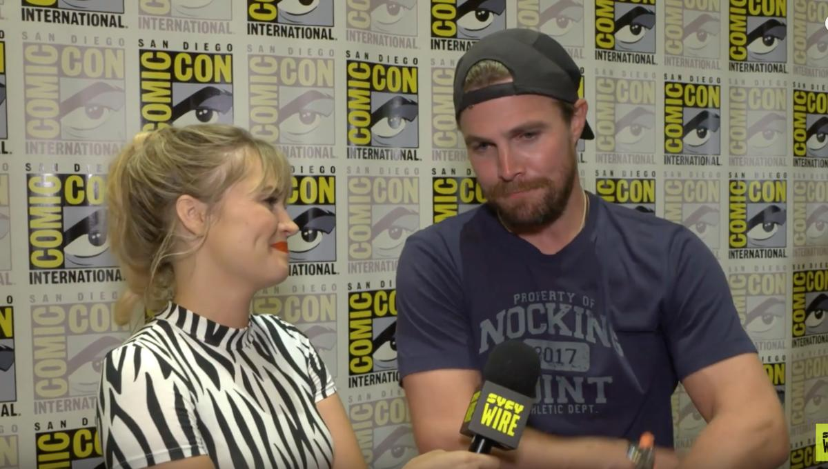 SDCC 2019: The cast of Arrow reflects on eight seasons