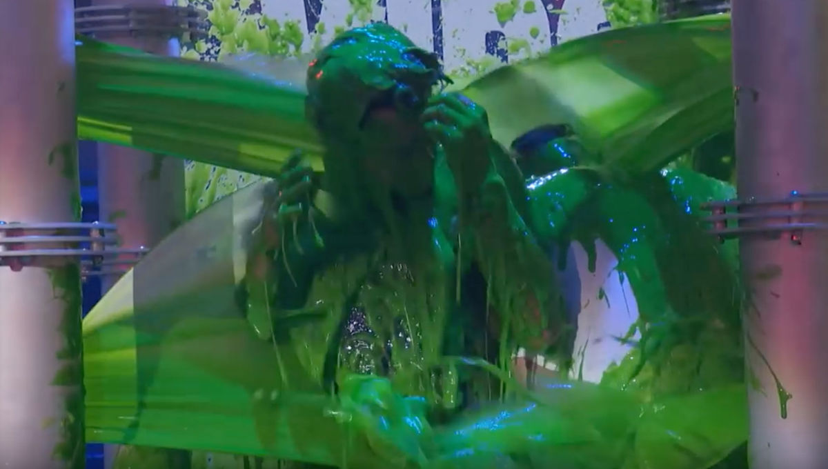 Nasa Actually Wanted Nickelodeon To Launch Slime Into Space