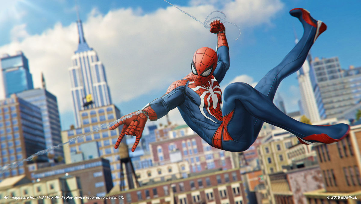 WIRE Buzz: Marvel's Spider-Man becomes the best selling superhero