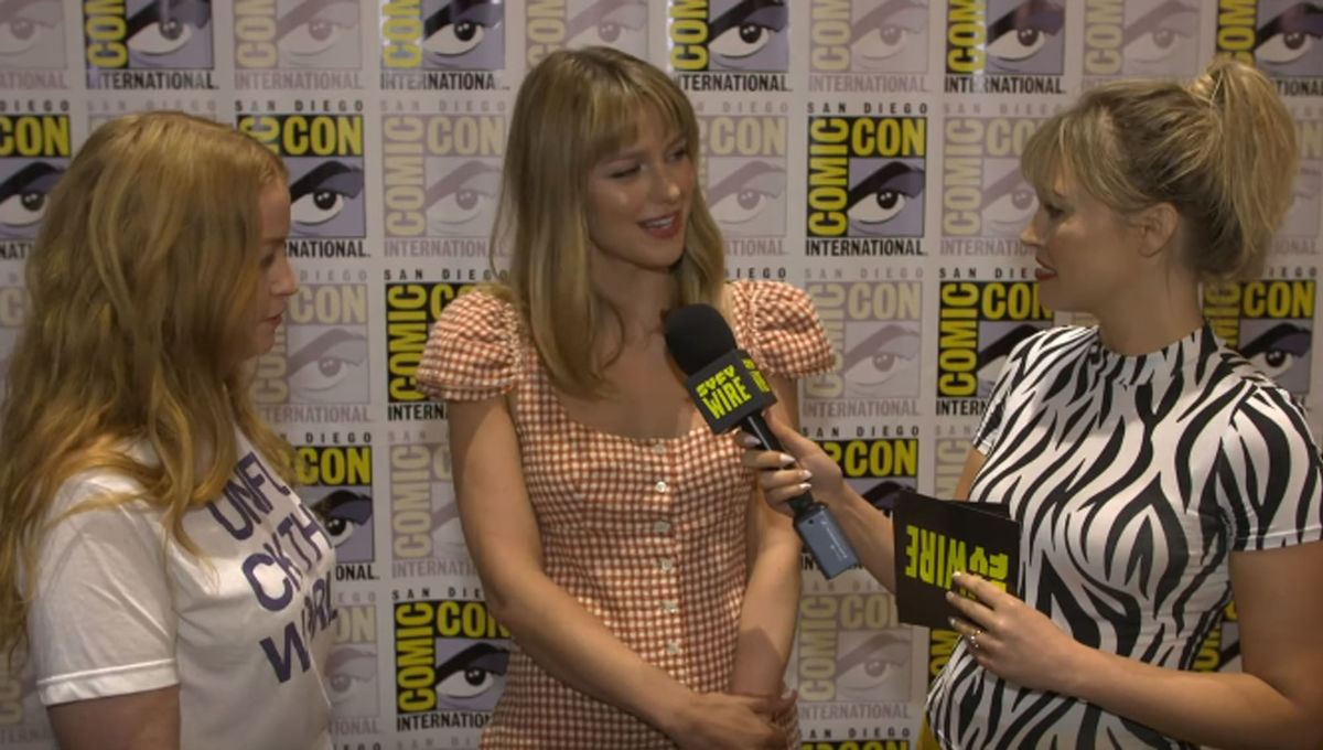 SDCC 2019: Supergirl cast on Crisis and Kara's new look