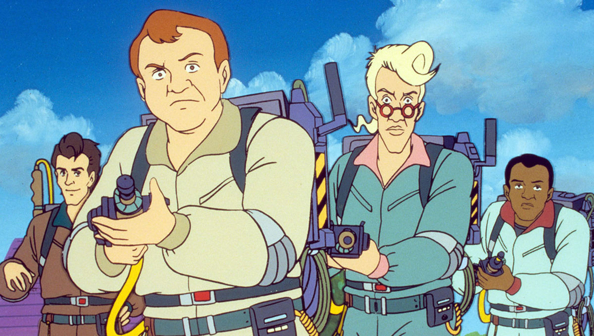 Everything you didn't know about The Real Ghostbusters