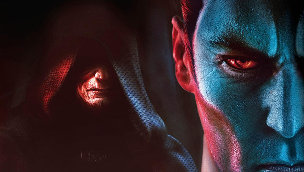 All the major canon reveals from the new Star Wars book, Thrawn:
