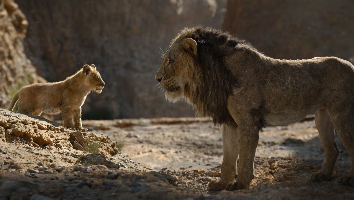 Disney Is Still The Monarch Of The Box Office With The Lion