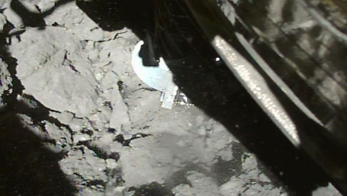 Hayabusa2 made it! Perfect asteroid touchdown