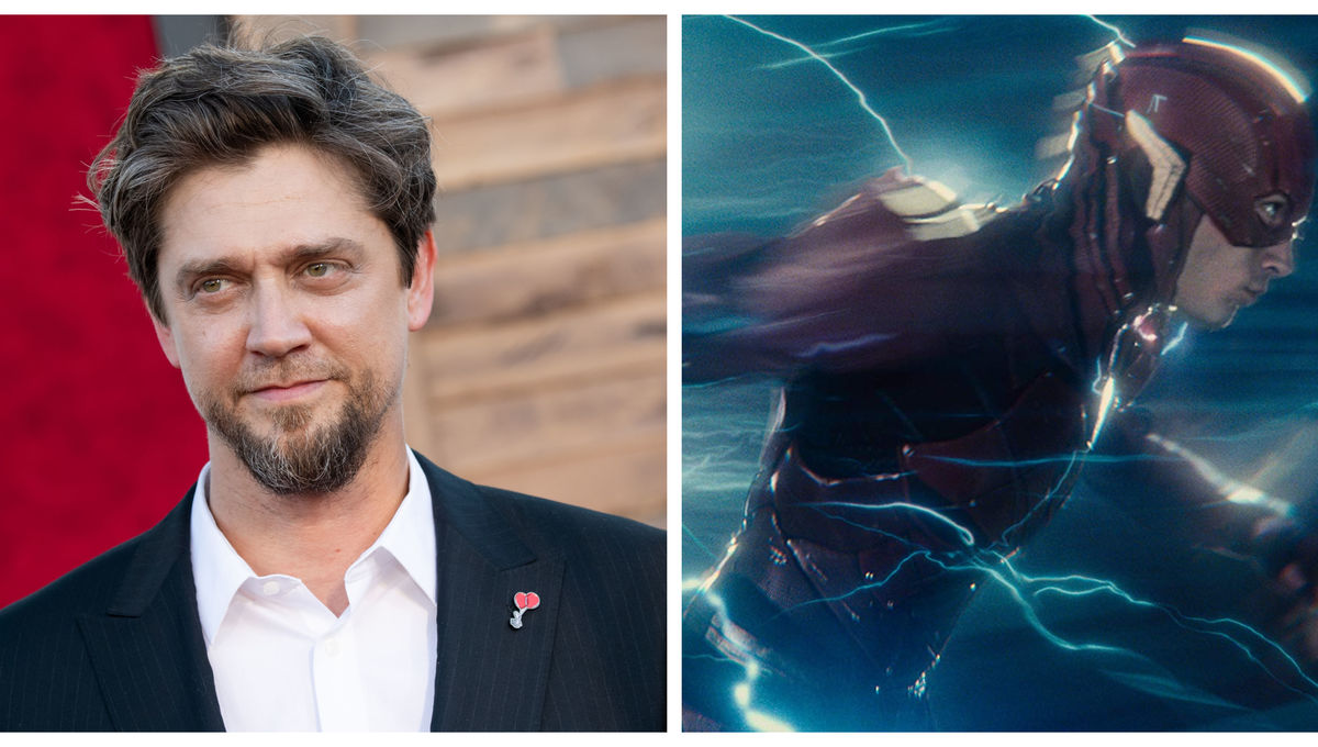 Andy Muschietti confirms he's directing The Flash, excited for 'a beautiful human story'