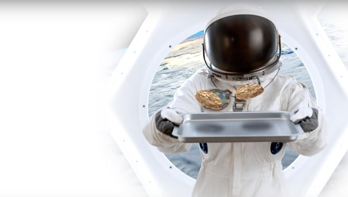 Cookies in space? Doubletree is launching cookie dough to the ISS