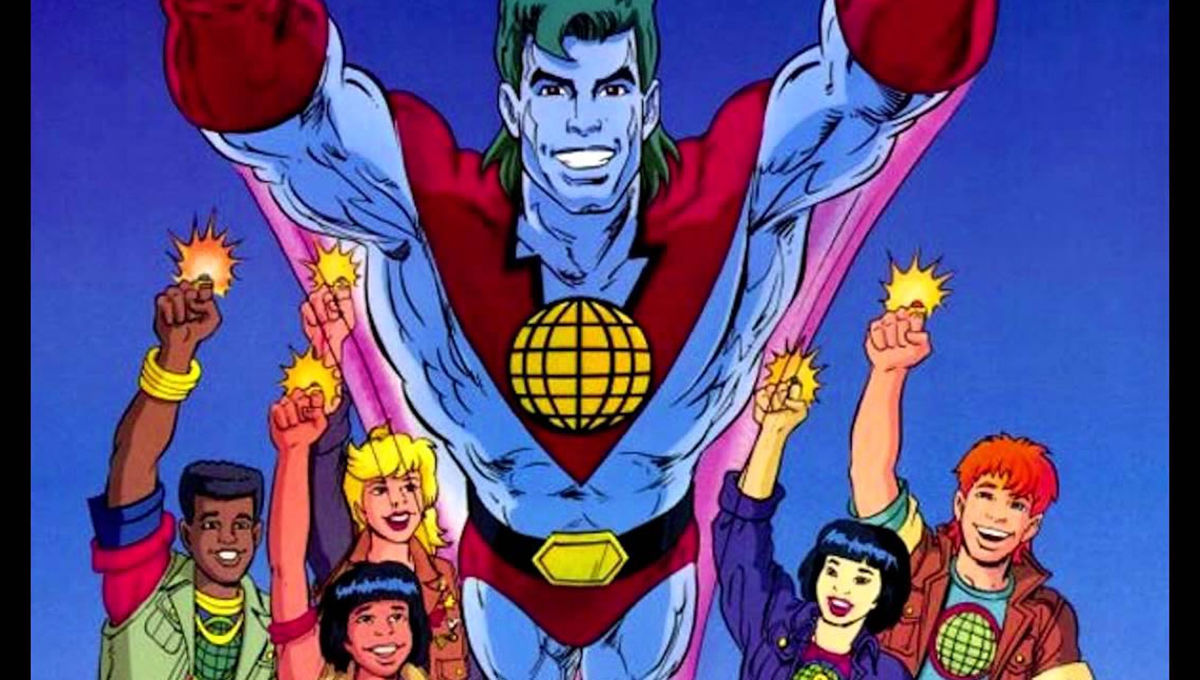 Everything you didn't know about Captain Planet and the Planeteers
