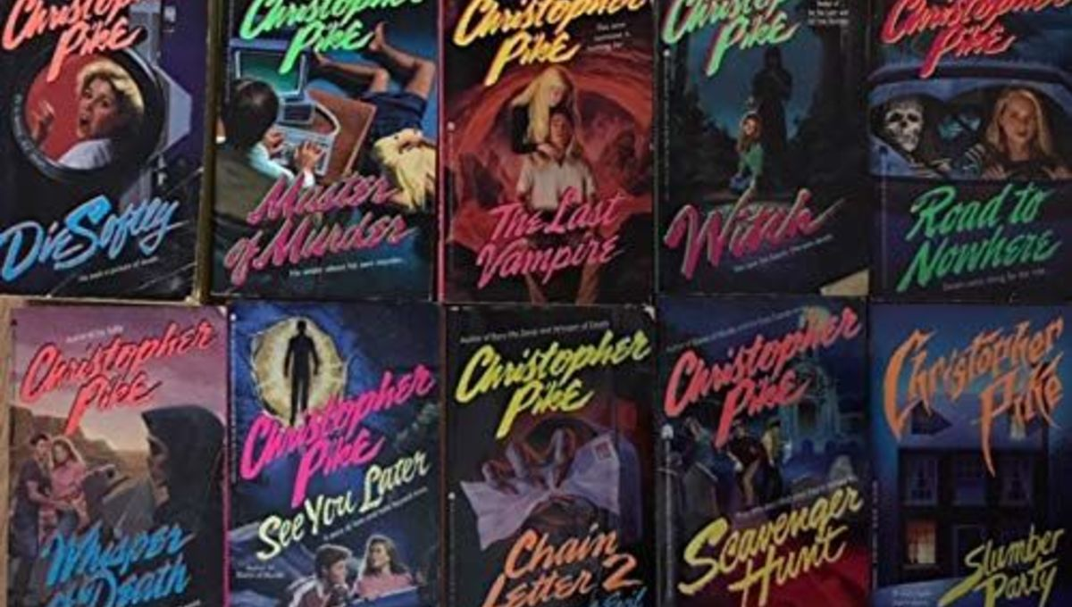 From Christopher Pike to L.J. Smith, the YA horror books that ruled the '80s and '90s
