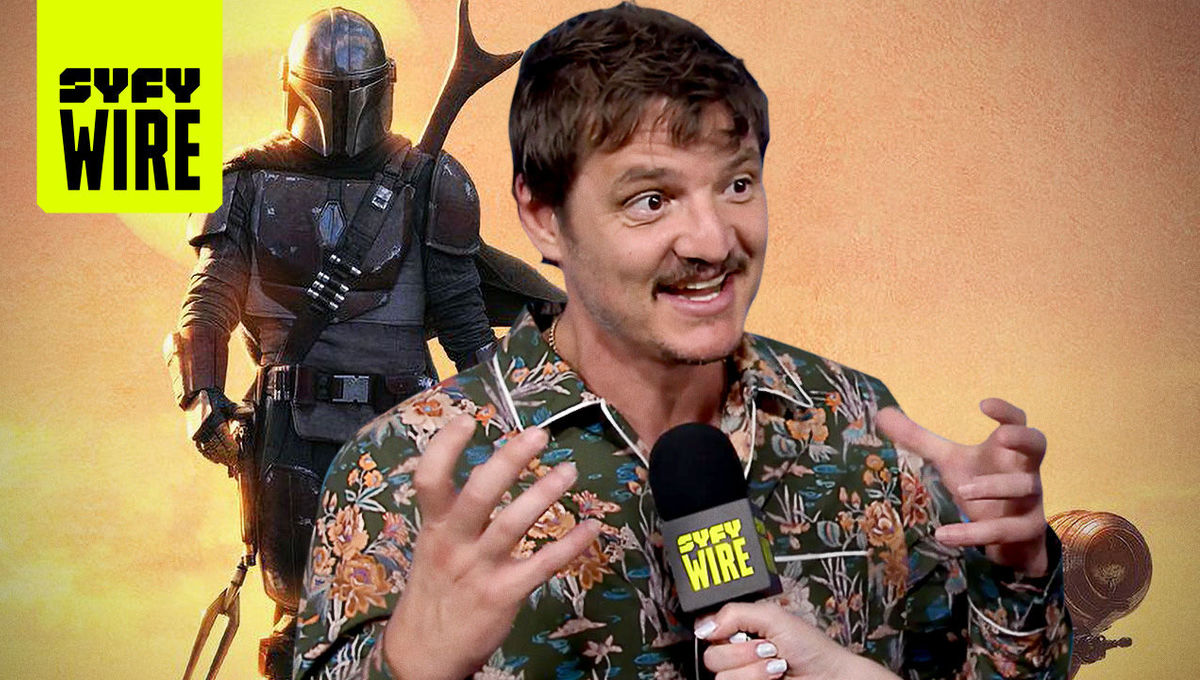 D23: The Mandalorian cast tells us about their new Star Wars show