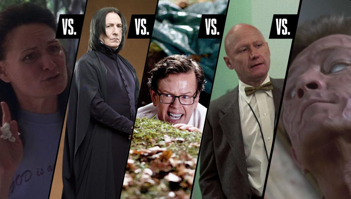 Debate Club: The 5 scariest teachers in sci-fi and fantasy