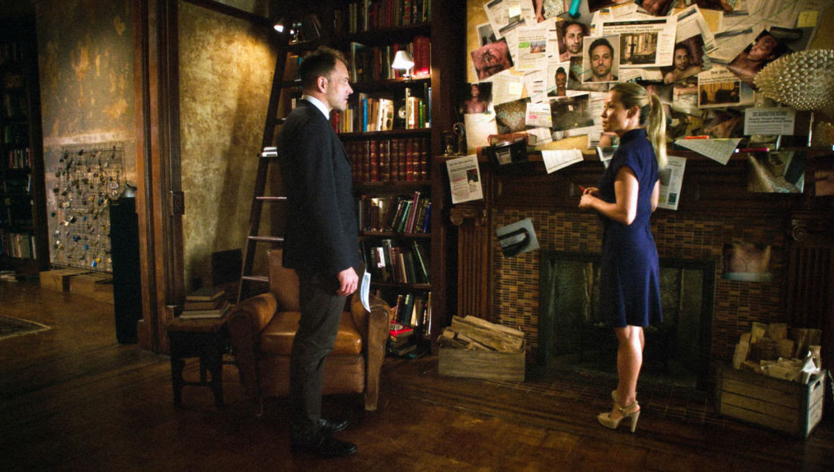 How Elementary takes a Minority Report approach in its final season