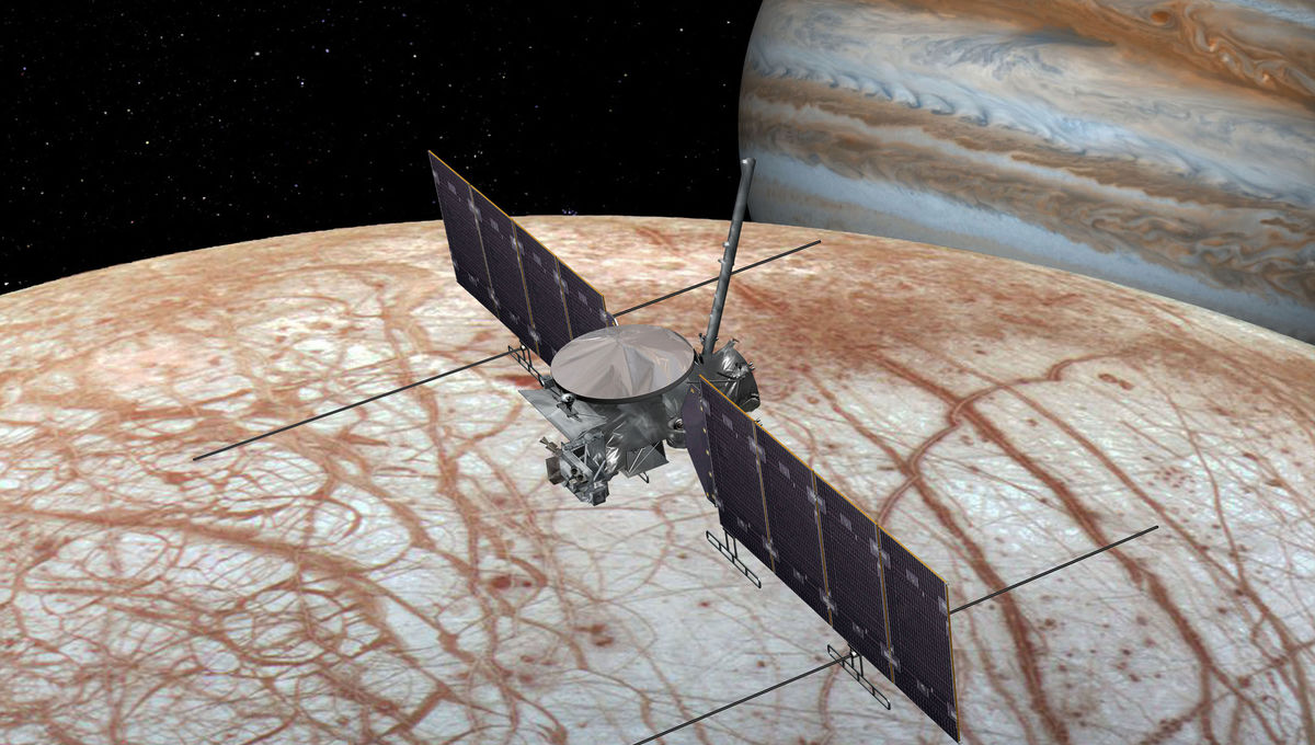 NASA is officially going to Europa, with eyes toward a 2023 launch