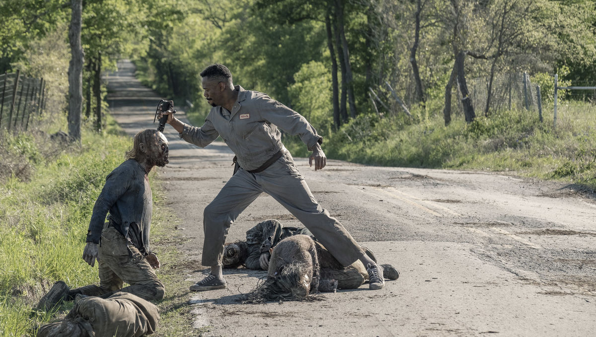 Fear the Walking Dead asks: What do you do with the time you have