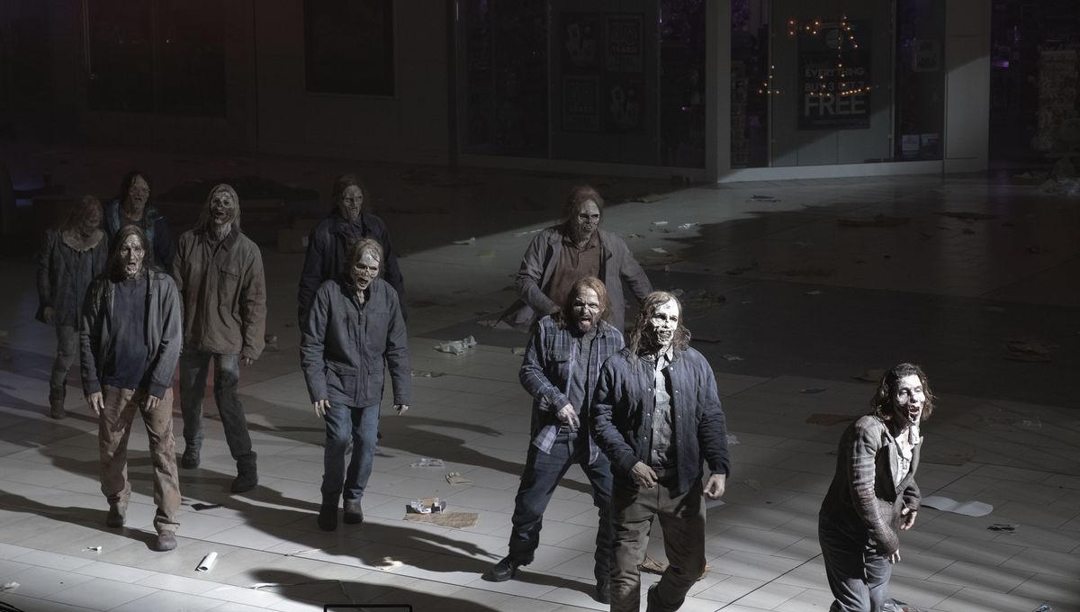 Fear the Walking Dead meets Dawn of the Dead