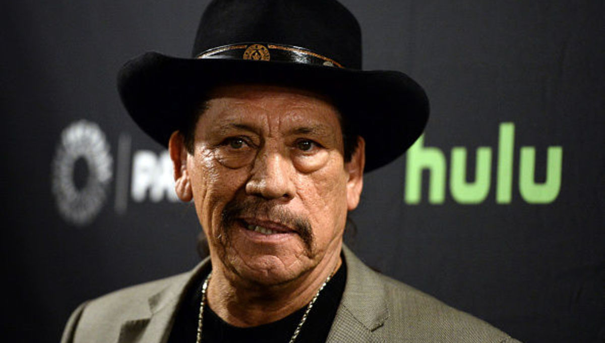 Danny Trejo's 'superpowers' help free young boy from car wreck