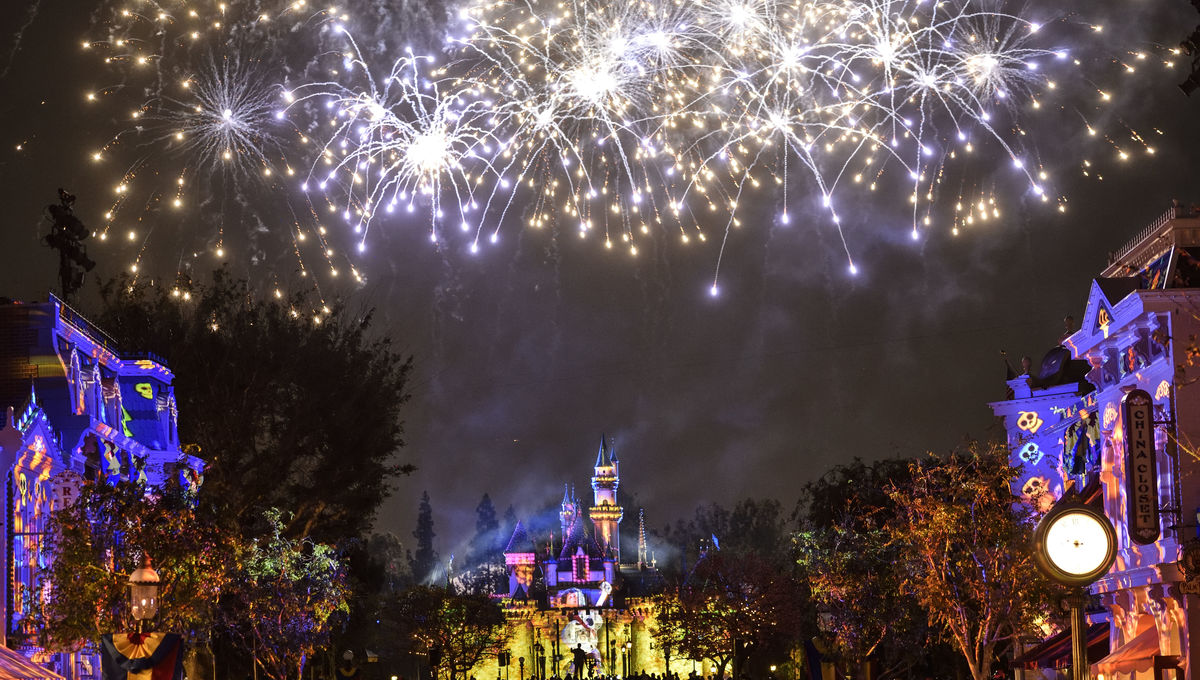 34 years later, a woman cashes in her free pass to Disneyland