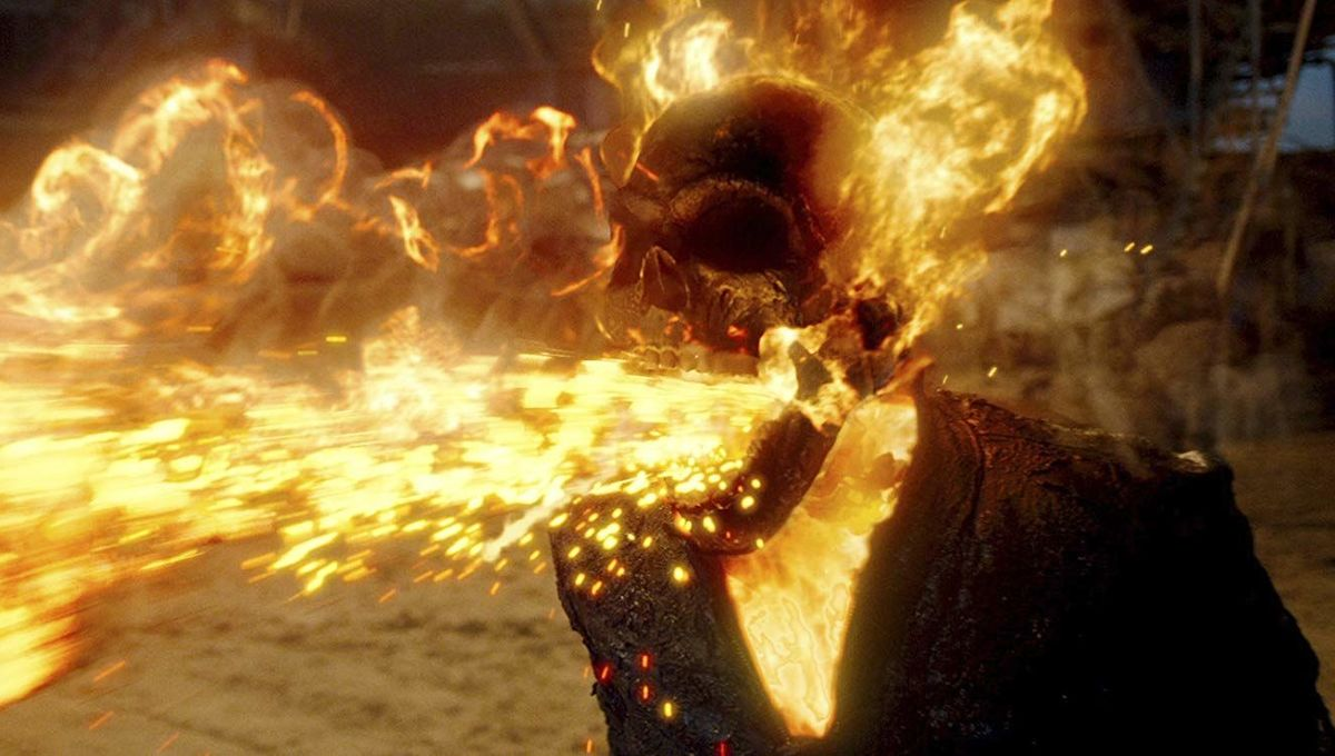 15 Days of Everything Else Day 10: Ghost Rider: Spirit of