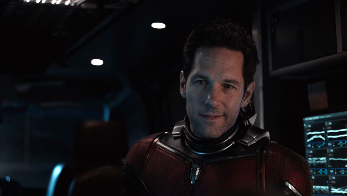 From Ant-Man to multiple man: Paul Rudd clones it up in first look at