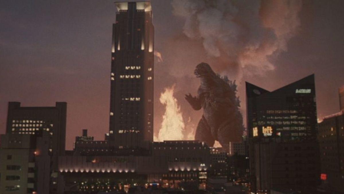 The star signs of Godzilla