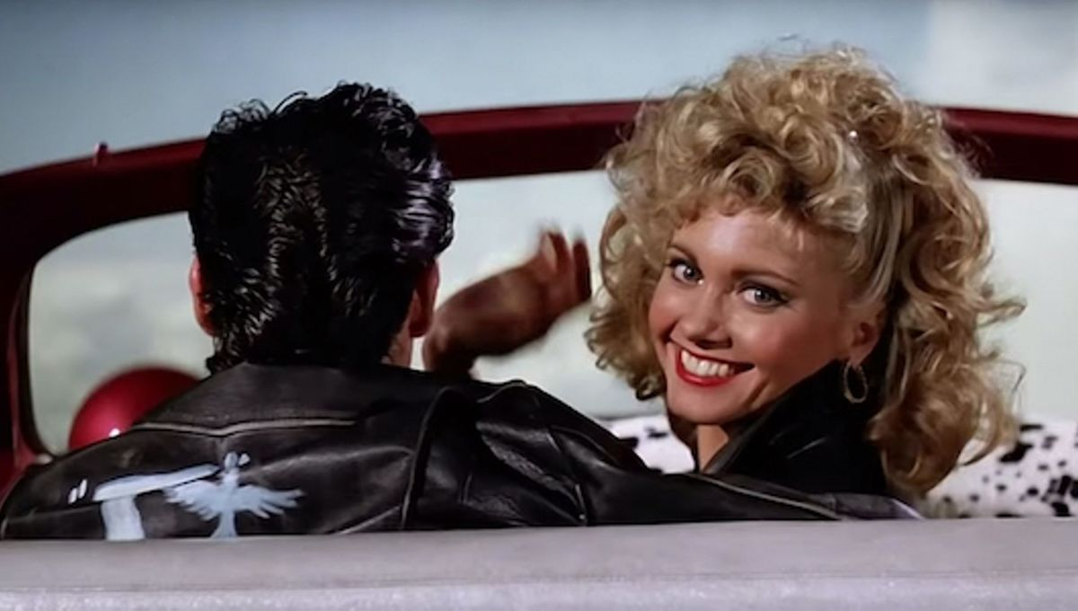 Chosen One of the Day: That flying car at the end of Grease