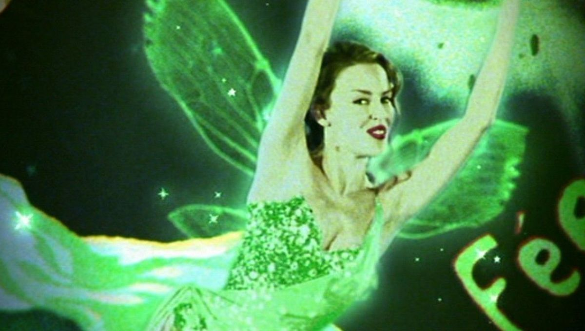 Chosen One of the Day: The Green Fairy from Moulin Rouge