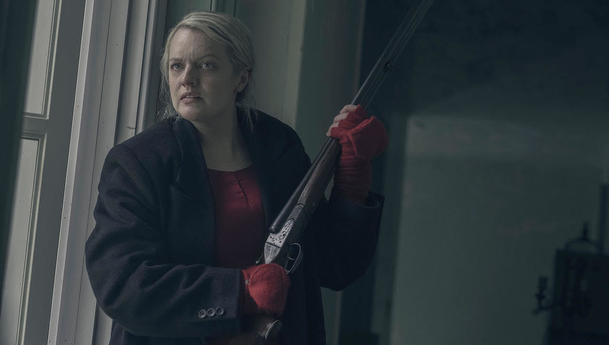 Emmy Contender: How The Handmaid's Tale's birth episode found