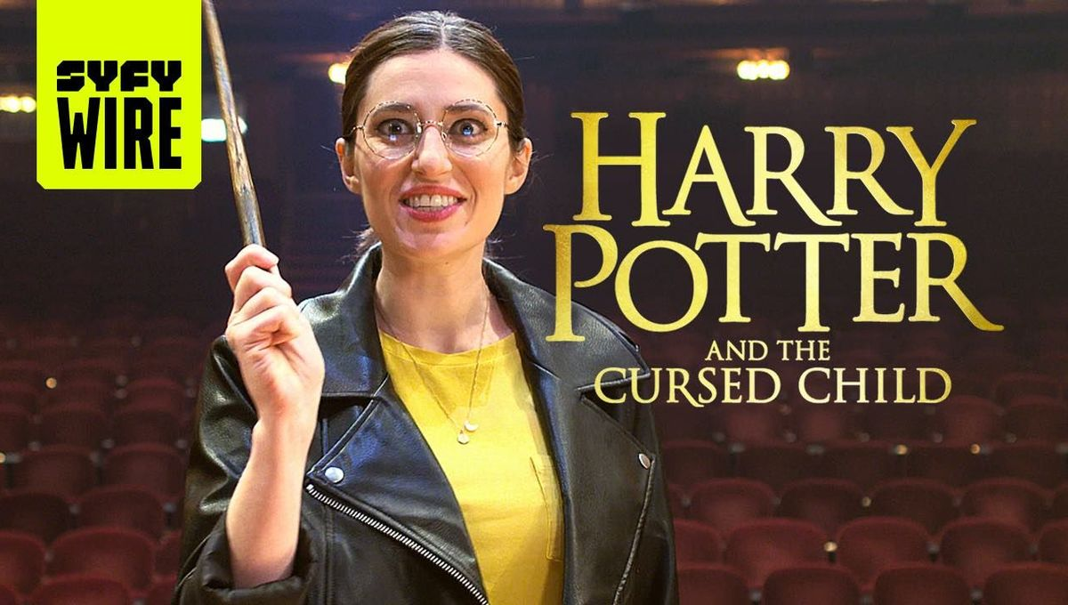 What you need to know about Harry Potter and the Cursed Child
