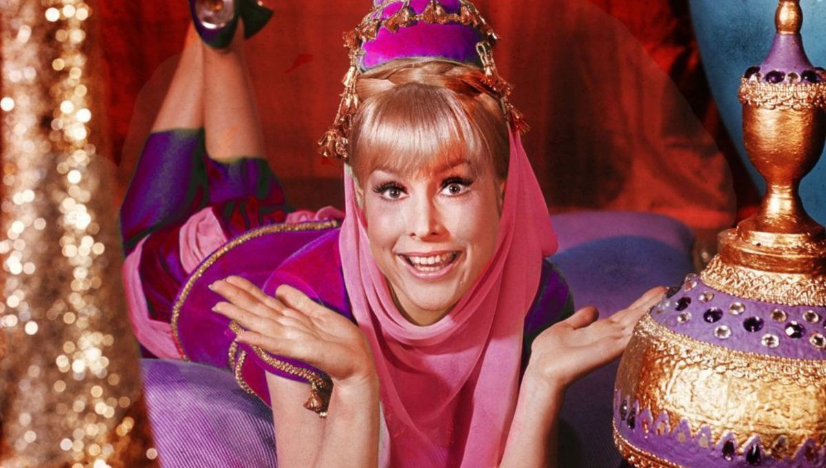 Looking back on I Dream of Jeannie