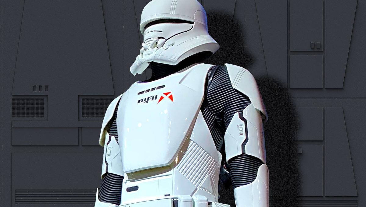 D23 reveals a new Star Wars: Rise of Skywalker Storm Trooper