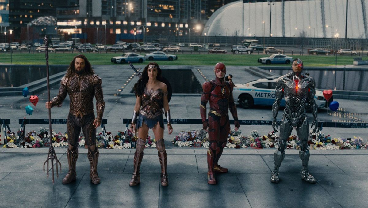 WIRE Buzz: Jason Momoa raves about Justice League Snyder cut; Ghost