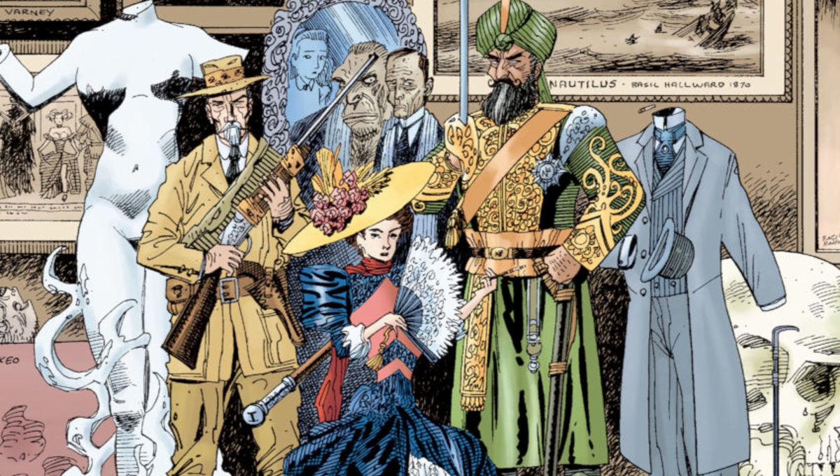 Dream Casting: The League of Extraordinary Gentlemen