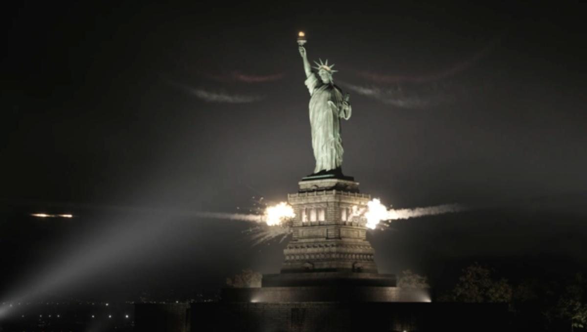 Emmy Contender: How The Man in the High Castle destroyed the Statue of Liberty, Nazi-style