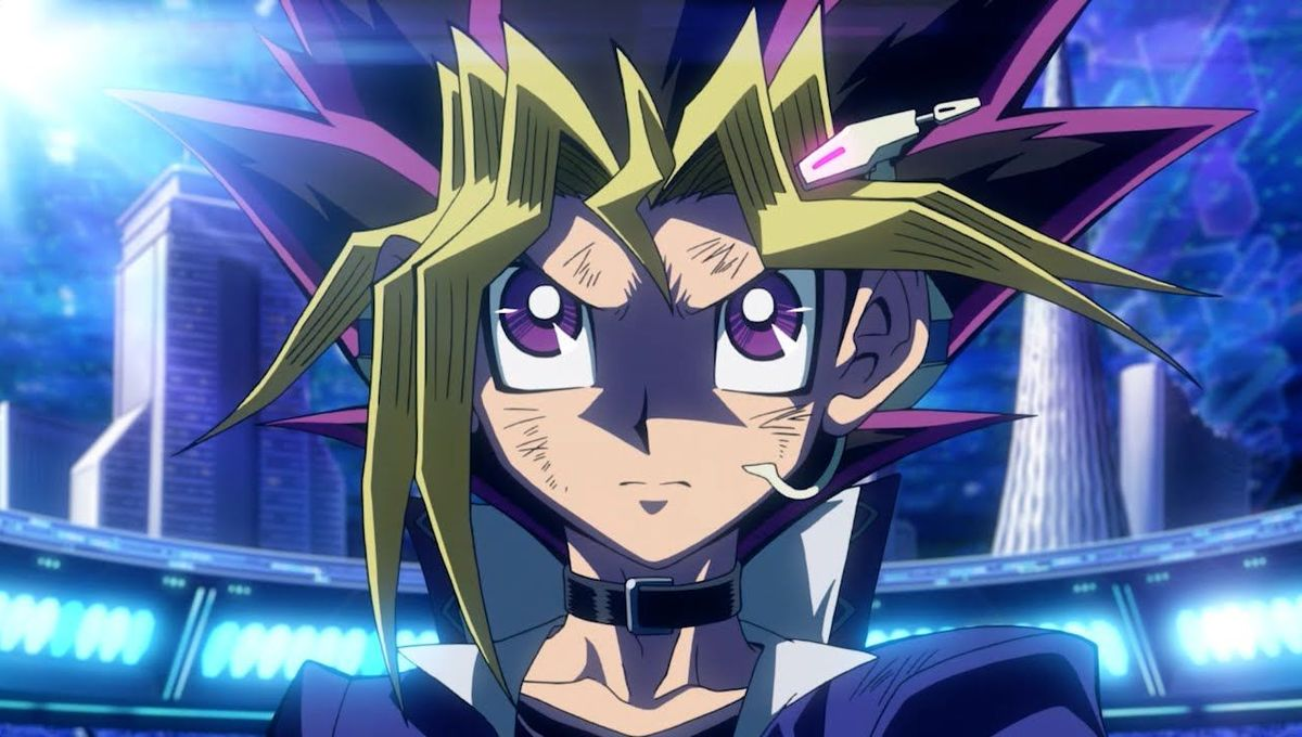 Revisiting Yu-Gi-Oh after a decade away