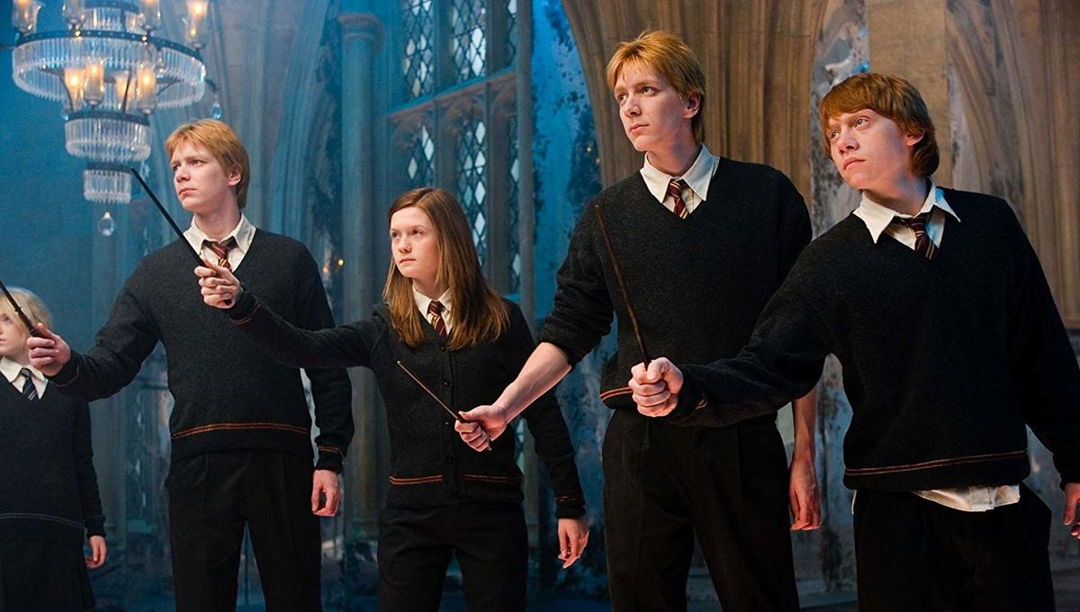 Harry Potter: Weasley siblings magically reunite at Keystone Comic Con
