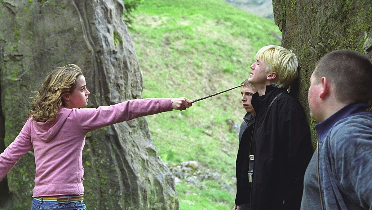 Harry Potter hang-out: Tom Felton and Emma Watson reunite for magical