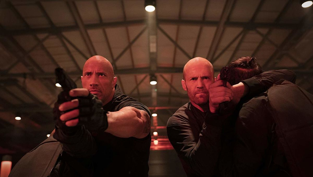 Box office: Hobbs & Shaw slides to second place in third weekend with